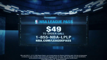 NBA League Pass TV Spot, 'Limited-Time Offer' - Thumbnail 8