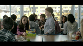 Lunchables with Smoothie TV Spot, 'Kid Pickup Lines'