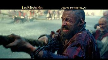 Les Miserables Blu-Ray & DVD TV Spot