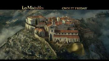 Les Miserables Blu-Ray & DVD TV Spot  - Thumbnail 1