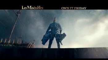 Les Miserables Blu-Ray & DVD TV Spot  - Thumbnail 3