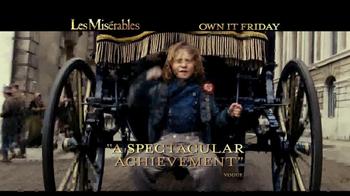 Les Miserables Blu-Ray & DVD TV Spot  - Thumbnail 5