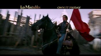 Les Miserables Blu-Ray & DVD TV Spot  - Thumbnail 8