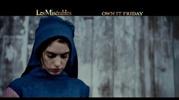 Les Miserables Blu-Ray & DVD TV Spot  - Thumbnail 9
