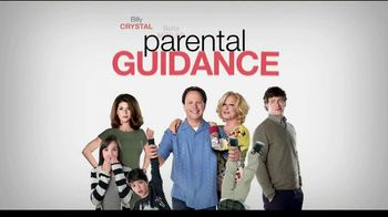 Parental Guidance Blu-ray and DVD TV Spot - 541 commercial airings