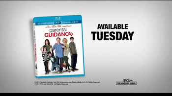 Parental Guidance Blu-ray and DVD TV Spot - Thumbnail 10