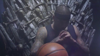 HBO TV Spot, 'Game of Thrones Season Three' Featuring Carmelo Anthony - 10 commercial airings