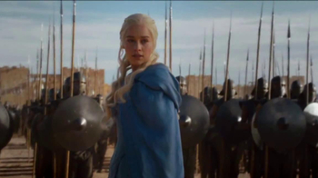 HBO TV Spot, 'Game of Thrones Season Three' Featuring Carmelo Anthony - Thumbnail 9
