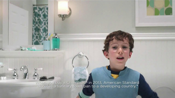 American Standard Champion TV Spot, 'Flush For Good' - Thumbnail 10