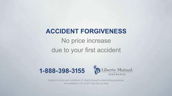 Liberty Mutual Accident Forgiveness TV Spot, 'Humans: Problems' - Thumbnail 4