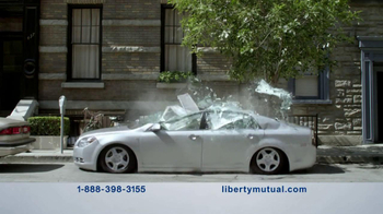 Liberty Mutual Accident Forgiveness TV Spot, 'Humans: Problems' - Thumbnail 5