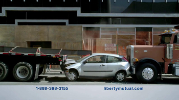 Liberty Mutual Accident Forgiveness TV Spot, 'Humans: Problems' - Thumbnail 7