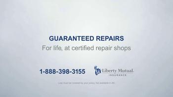 Liberty Mutual Accident Forgiveness TV Spot, 'Humans: Problems' - Thumbnail 8