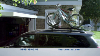 Liberty Mutual Accident Forgiveness TV Spot, 'Humans: Problems' - 10407 commercial airings