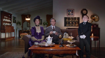 Xfinity On Demand TV Spot, 'Watchathon: Living Room' - Thumbnail 3