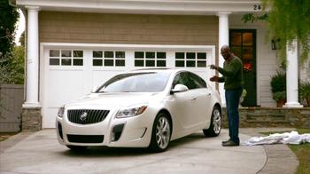 2013 Buick Regal Turbo TV Spot, 'Sewing White Quilt' - Thumbnail 8