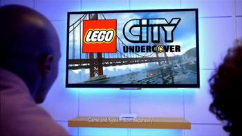 LEGO City Undercover Wii U TV Spot, 'Disguises'