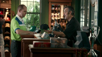 Bridgestone TV Spot, 'Doesn't Fit' Featuring David Feherty - 194 commercial airings