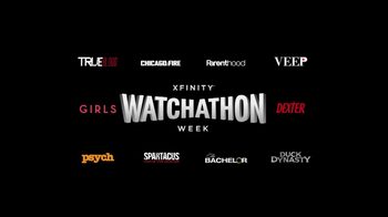 Xfinity On Demand TV Spot, 'Watchathon' - Thumbnail 1