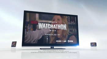 Xfinity On Demand TV Spot, 'Watchathon' - Thumbnail 10