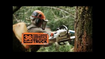 Ford Truck Month TV Spot, 'Heavy Duty Work' - Thumbnail 1