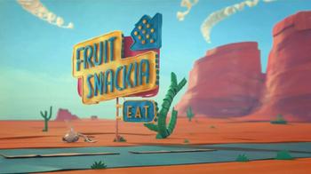 Fruitsnackia TV Spot, 'Diner' - Thumbnail 1