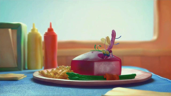 Fruitsnackia TV Spot, 'Diner' - Thumbnail 2