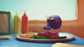 Fruitsnackia TV Spot, 'Diner' - Thumbnail 3