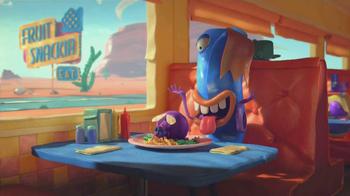 Fruitsnackia TV Spot, 'Diner' - Thumbnail 5