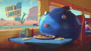 Fruitsnackia TV Spot, 'Diner' - Thumbnail 6