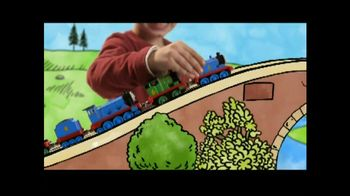 Thomas and Friends Take-n-Play Calling All Engines TV Spot