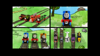 Thomas and Friends Take-n-Play Calling All Engines TV Spot - Thumbnail 1