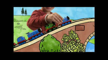Thomas and Friends Take-n-Play Calling All Engines TV Spot - 474 commercial airings