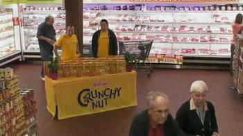 Kellogg's Crunchy Nut TV Spot, 'truTV: Impractical Jokers'