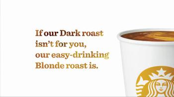 Starbucks Blonde Roast TV Spot, 'Converts' - Thumbnail 3