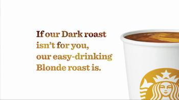 Starbucks Blonde Roast TV Spot, 'Converts' - Thumbnail 4