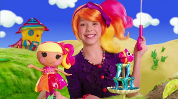 Lalaloopsy Time TV Spot