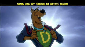 Scooby-Doo Mask of the Blue Falcon Blu-ray, DVD TV Spot