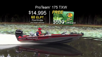 Bass Pro Shops Gear Up Sale TV Spot, 'Gift Card' Featuring Kevin VanDam  - Thumbnail 9
