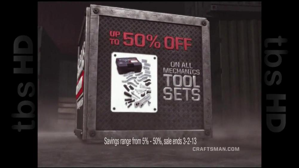 Sears Craftsman Mega Sale Tv Commercial Ispot Tv