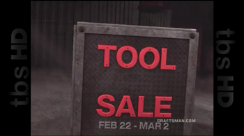 Sears Craftsman Mega Sale TV Spot  - Thumbnail 1
