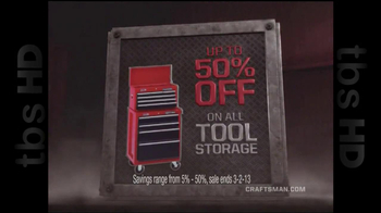 Sears Craftsman Mega Sale TV Spot  - Thumbnail 6