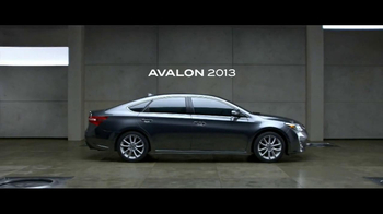 2013 Toyota Avalon TV Spot, 'Electricity' - Thumbnail 10