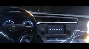 2013 Toyota Avalon TV Spot, 'Electricity' - Thumbnail 7