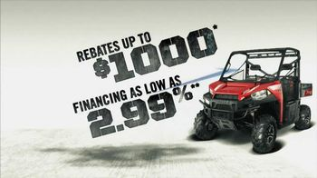 Polaris XP Sales Event TV Spot  - Thumbnail 8