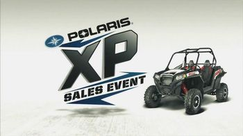 Polaris XP Sales Event TV Spot  - Thumbnail 2