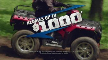 Polaris XP Sales Event TV Spot  - Thumbnail 3