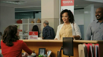 2013 Toyota Prius TV Spot, 'Sewing Room' - Thumbnail 1