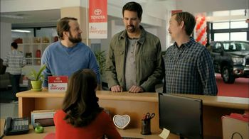 2013 Toyota Tacoma TV Spot, 'Lost Bet' - 283 commercial airings