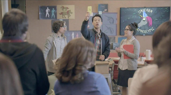 Samsung Galaxy S III TV Spot, 'Unicorn Apocalypse: Countdown' - 714 commercial airings